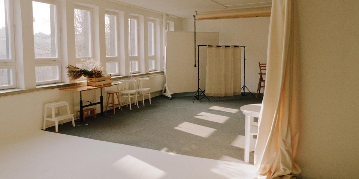 Expo Studio belső tér